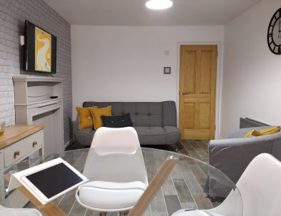 Antrim Coast Apartment A | Relax after your adventure