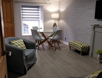 Antrim Coast Apartment B | Relax after your adventure